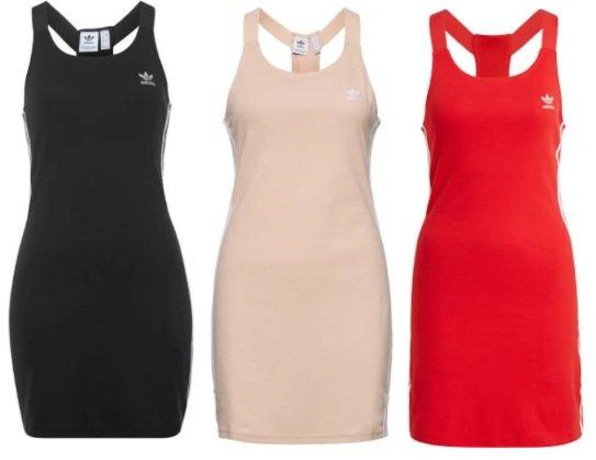 Adidas Originals Kleid in drei Farben ab 29,67€ inkl. Versand (statt 35€)