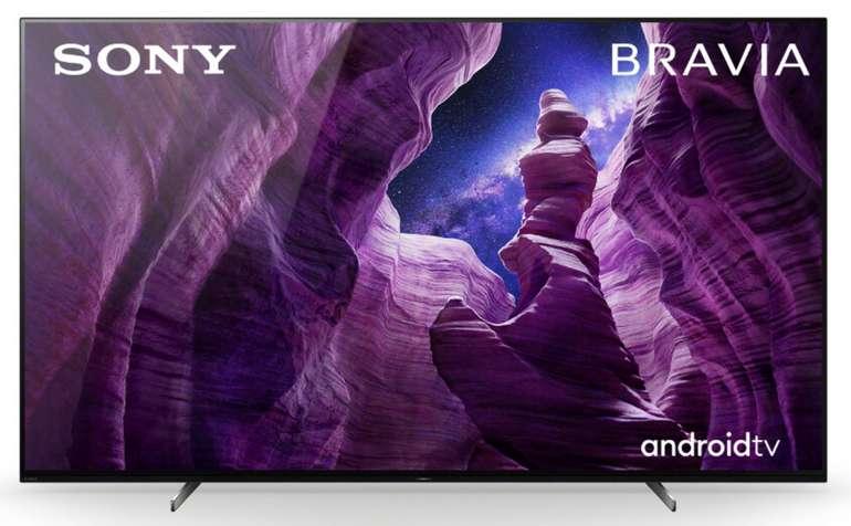 Sony KD-65A89 Bravia OLED TV mit 65 Zoll (Smart TV, 4K UHD, Android TV) für 1.481€ inkl. Versand (statt 1793€)