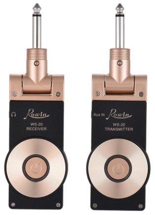 Rowin WS-20 Sender & Empfänger für eure E-Gitarre nur 20,67€ inkl. Versand