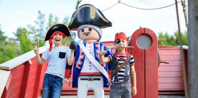 Zirndorf: Playmobil Funpark - Ticket + Premium Hotel eurer Wahl ab 49€