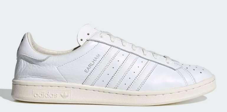 adidas Earlham Unisex Schuh in Cloud White für 56,10€inkl. Versand (statt 65€)