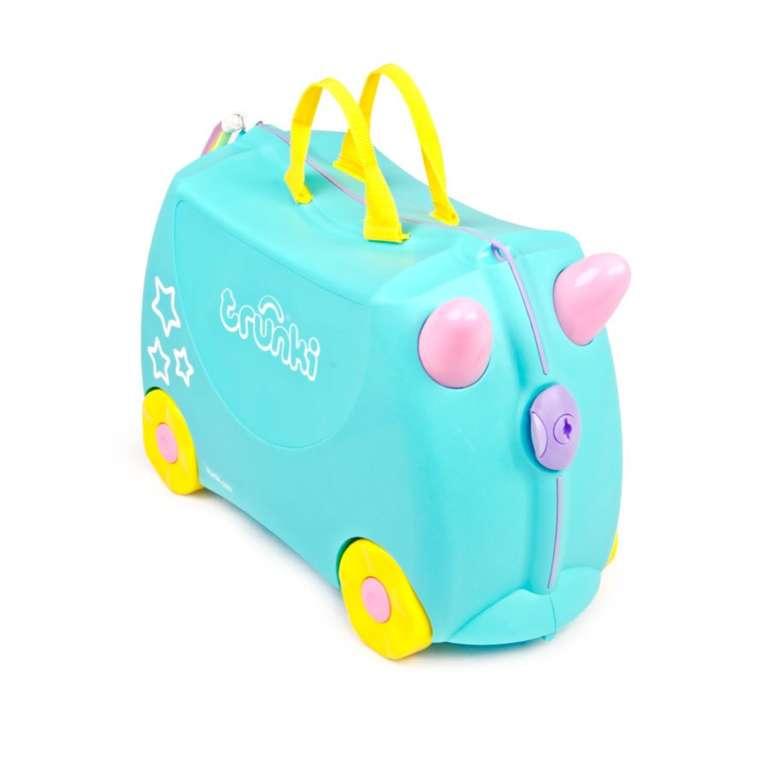 Trunki Kinderkoffer in verschiedenen Farben für je 36,40€ inkl. Versand (statt 42€)