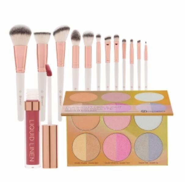 5 Bronzed Beauty Deals mit bis -50% Rabatt - z.B. Duolight Highlight Palette 29€