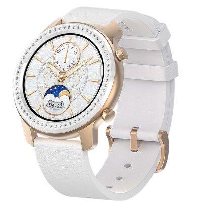 Amazfit GTR 42mm Glitter Smartwatch mit Herzfrequenzmessung & GPS für 102,99€ (statt 135€)