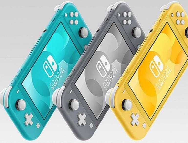 Nintendo Switch Lite Konsole in Gelb für je 180,94€ inkl. Versand (statt 195€) - bei Zahlung mit Paydirekt