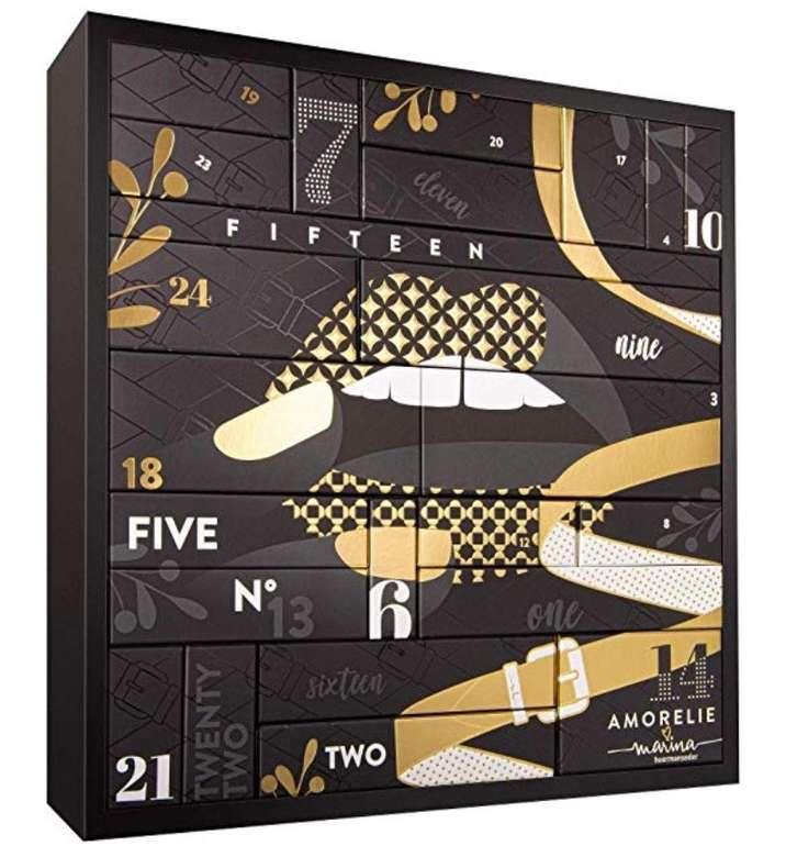Erotischer Amorelie Adventskalender (Luxury 2019) für 172,42€ inkl. Versand (statt 230€)