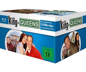 The King of Queens HD Superbox [Blu-ray] für 53,29€ inkl. Versand