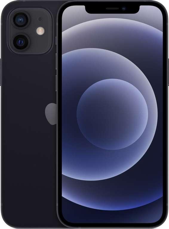 Apple iPhone 12 (49€) + Mobilcom Debitel green (40 GB LTE, Allnet- und SMS-Flat) für 44,99€ mtl