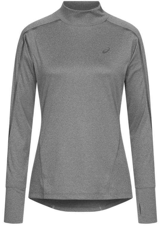 Asics Lite-Show Damen Laufshirt mit Stehkragen für 22,94€ inkl. Versand (statt 35€)