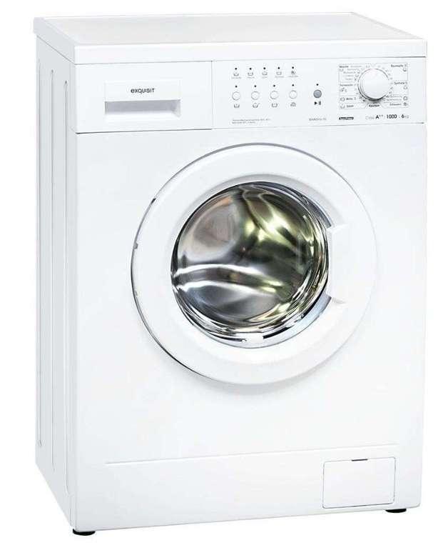 Exquisit WM 6910-10 Waschmaschine mit 6kg für 202,25€ inkl. Versand (statt 249€)