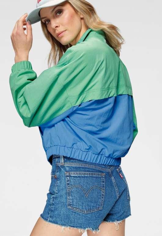 """Levi's Damen Jacke """"Celeste"""" in himmelblau / pastellgrün / hellgrün ab 34,99€inkl. Versand (statt 50€)"""