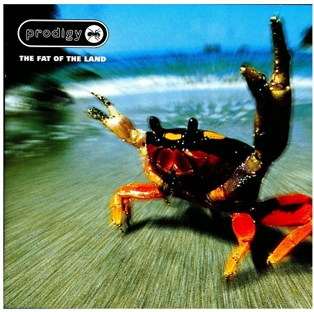 The Prodigy - The Fat of The Land Doppel Vinyl LP für nur 13,85€ (statt 25€)