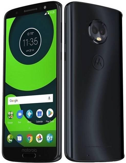 "Motorola Moto G6 Plus - 5.9"" Smartphone (64GB, 4GB RAM) für 115,99€"