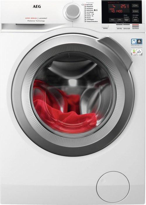 AEG Serie 6000 L6FB64470 Waschmaschine mit 7 kg Fassungsvermögen für 444€