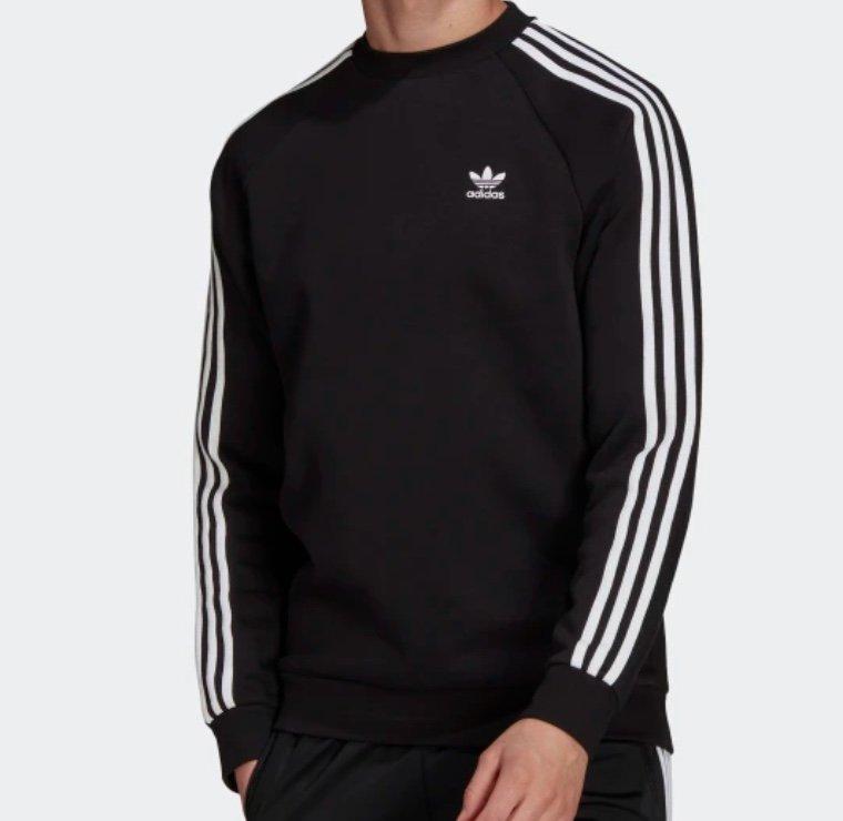 adidas Adicolor Classics 3-Streifen Herren Sweatshirt (versch. Farben) für je 35€ inkl. Versand (statt 42€)