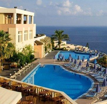7 Tage auf Kreta im 5*-Luxus-Hotel + All-Inclusive & Flüge ab 482,99€ p.P.