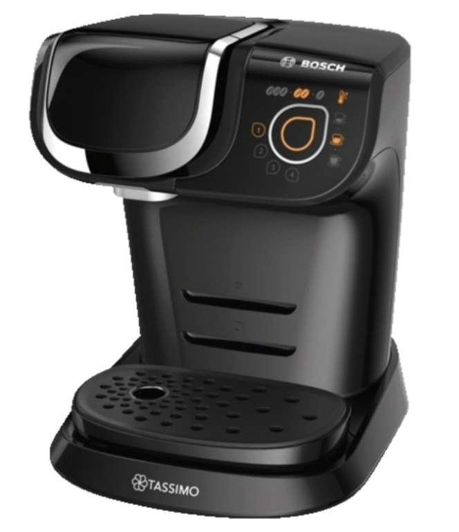 Bosch TAS6002 Tassimo My Way Kapselmaschine in schwarz für 33€ inkl. Versand (statt 39€)