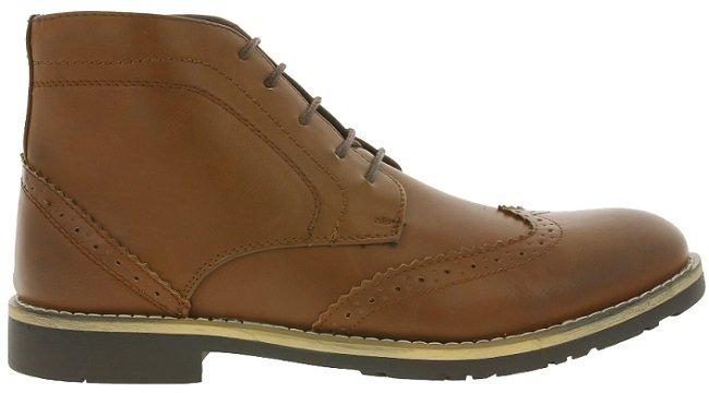 Cedar Wood Vintage Herren Boots für 0,99€ + 4,99€ Versandkosten