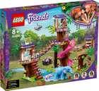 Lego Friends 41424 - Tierrettungsstation im Dschungel für 53,54€ (statt 59€) - Nur heute!