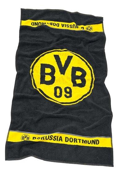 BVB Winter Sale mit bis zu -30%, z.B. Handtuch mit Emblem für 11,99€
