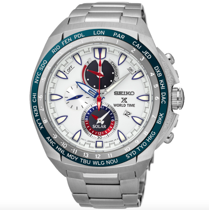 Seiko Prospex Sea Solar (SSC485P1) Herren Armbanduhr für 299€ (statt 399€)