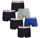 "6er Pack Reebok Mens Trunks / Boxershorts ""Tomas"" für 35,95€ inkl. Versand"