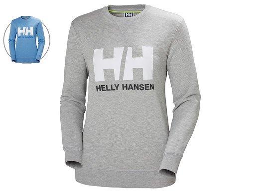 """Helly Hansen """"Logo Crew"""" Damen Pullover für 25,90€ (statt 43€)"""