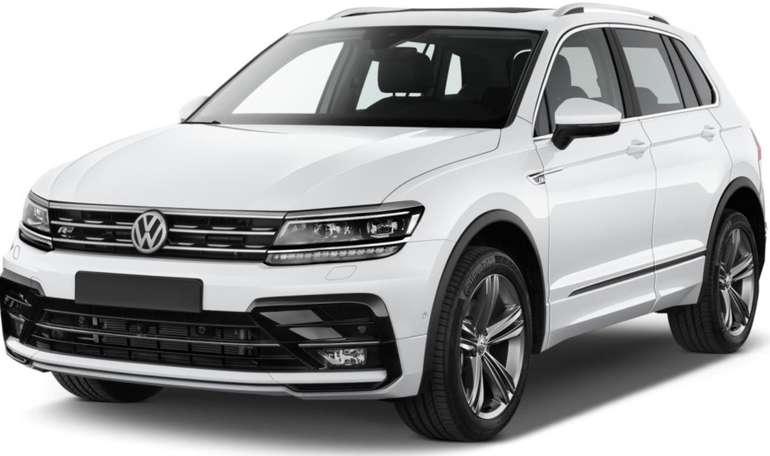 Privat Leasing: VW Tiguan R-Line 2.0 mit 190PS für 199€ im Monat (Überführung: 440€, LF: 0,39)