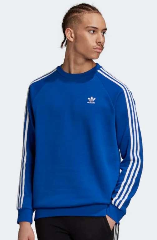 verschiedene Adidas 3-Streifen Sweatshirts ab 33,12€ inklusive Versand (statt 49€)