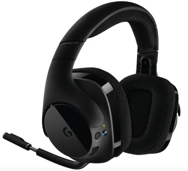 Logitech G533 - kabelloses Gaming Headset für 69€ inkl. Versand (statt 87€)