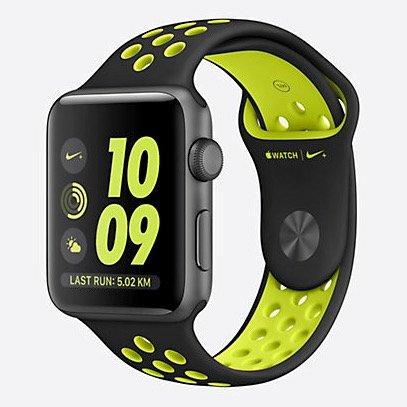 (Vorbei) Apple Watch Nike+ (38mm) für 292,97€ inkl. Versand (statt 370€)