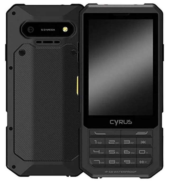 Cyrus CM17 Outdoor-Handy für 77€ inkl. Versand (statt 107€)