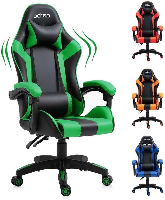 Yamasoro Gaming Stuhl mit Fußstütze für 89,99€ inkl. Versand (statt 160€)
