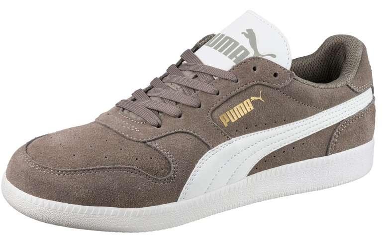 """Puma Icra Suede Sneaker in """"Steel Gray-Puma White"""" für 36,99€ inkl. Versand (statt 54€)"""