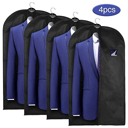 Esonmus - 4er Pack Kleidersäcke für 9,91€ inkl. Prime Versand (statt 14€)