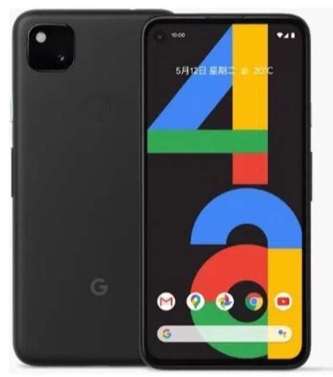 Google Pixel 4a (5,86€) + Blau Allnet Flat L mit 5GB LTE für 18,99€ mtl.