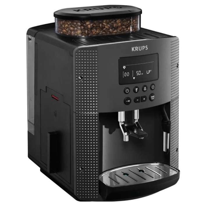 Krups EA 815 Kaffeevollautomat (LCD, Milchaufschäumer) für 283€ inkl. Versand (statt 476€)