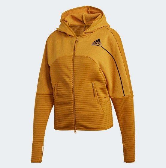 Adidas Z.N.E. COLD.RDY Athletics Damen Hoodie für 50,97€ inkl. Versand (statt 70€)
