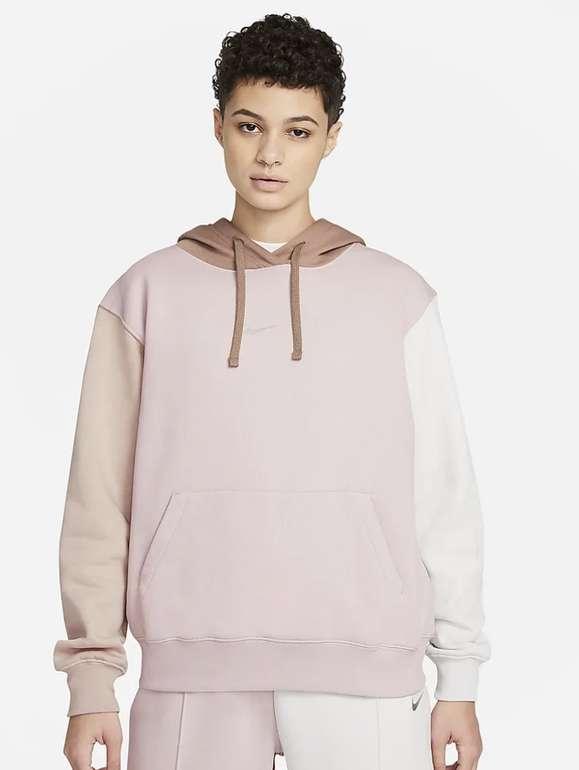 Nike Sportswear Damen Hoodie in Platinum Violet für 38,38€ inkl. Versand (statt 45€) - Nike Membership!