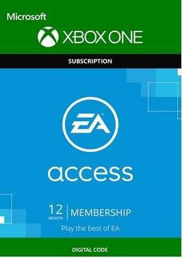 12 Monat EA Access [Xbox One] für nur 15,69€ (statt 21€)