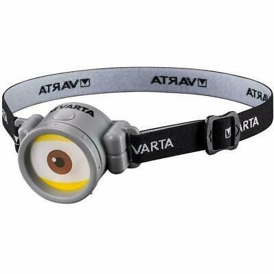 Varta Kinder LED Stirnleuchte Minions 5mm LED für 5,77€ inkl. Versand (statt 8,50€)