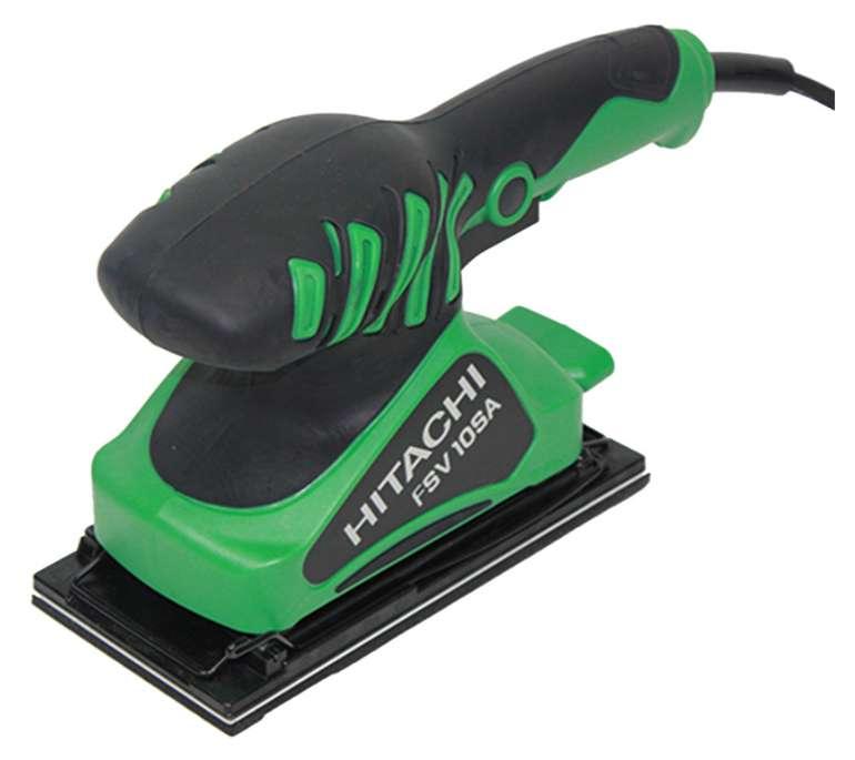 Hitachi Schwingschleifer (FSV10SA) mit 180 Watt für 39€ inkl. Versand (statt 49€)