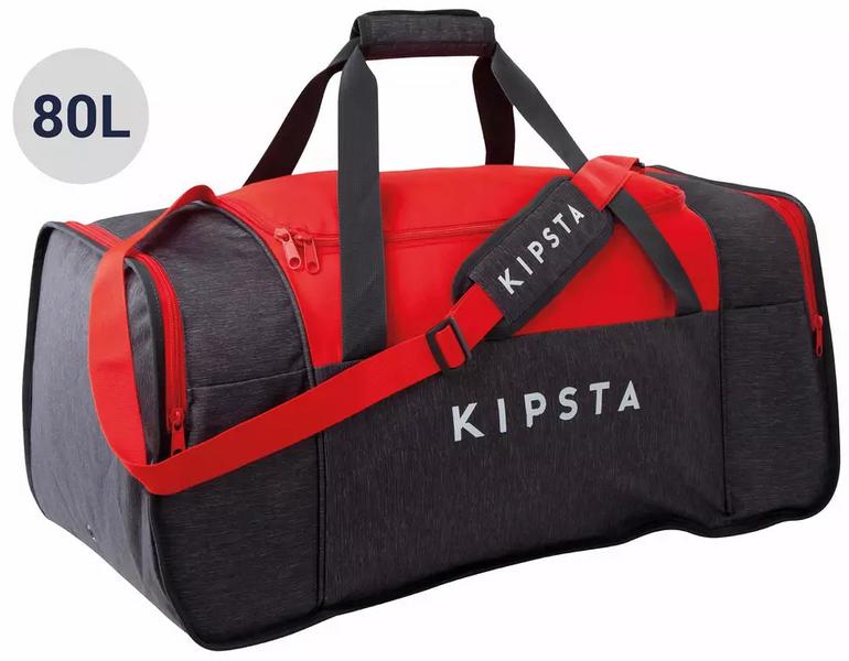 Kipsta Sporttasche Kipocket mit 80l für 9,99€ bei Decathlon (statt 19,99€)