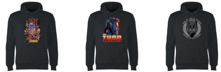 Zavvi Marvel Sweatshirt