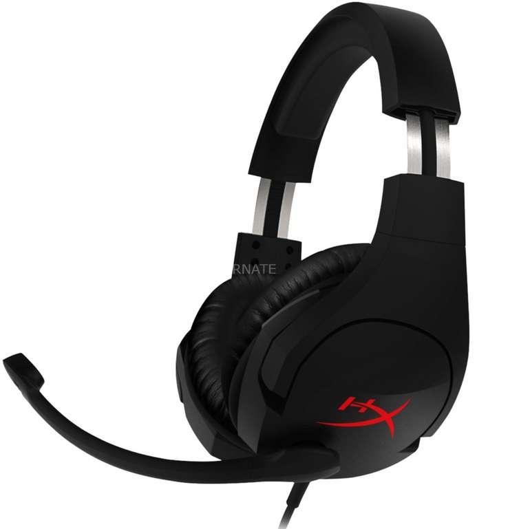 HyperX Cloud Stinger Gaming-Headset in schwarz für 46,98€inkl. Versand (statt 53€)