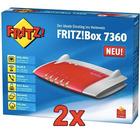 AVM FRITZ!Box 7360 für 20,70€ inkl. Versand (refurbished)