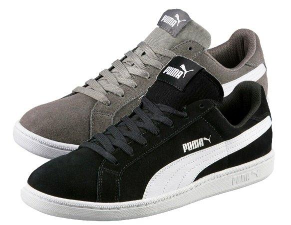 Puma Smash SD Wildleder Sneaker (Herren) für 26,95€ inkl. Versand