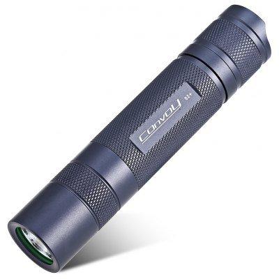 Convoy S2+ LED-Taschenlampe für 10,11€ inkl. Versand (statt 18€)