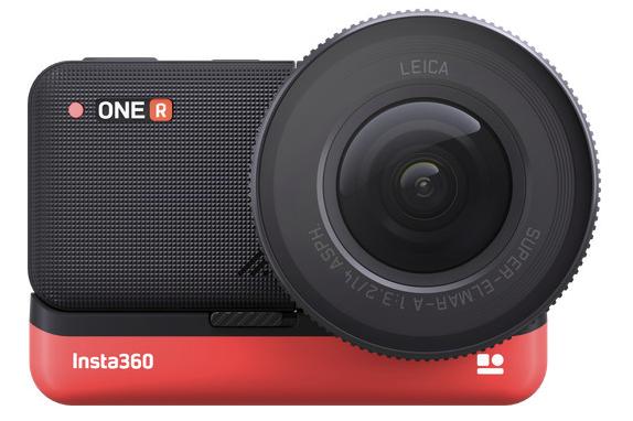 Insta360 ONE R 1-Zoll-Edition Action Kamera für 419,95€ inkl. Versand (statt 465€)