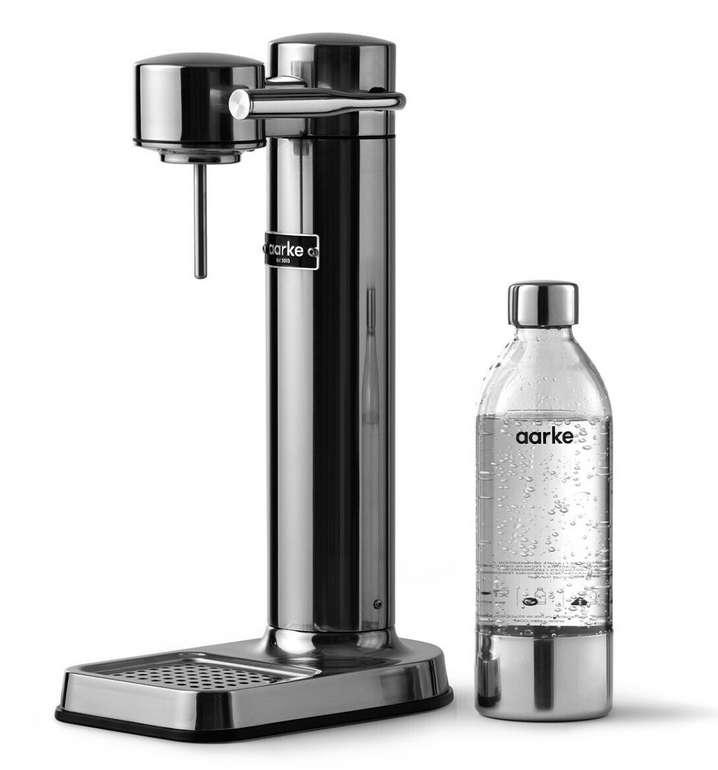 Aarke Carbonator III Trinkwassersprudler + PET-Flasche (1 Liter) für 144,99€ (statt 175€)